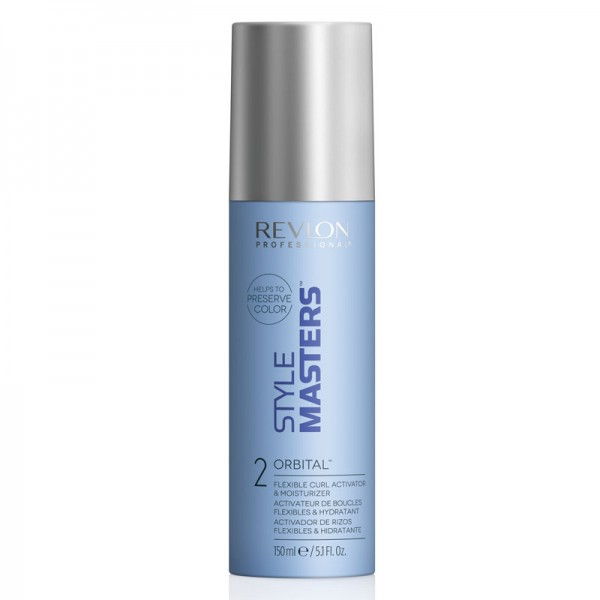 Style Masters Curly Orbital 150ml