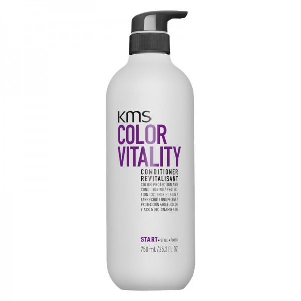 KMS COLORVITALITY Conditioner 750ml Pumpflasche