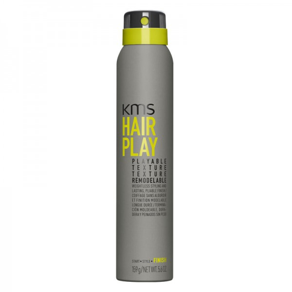 KMS HAIRPLAY Playable Texture 200ml