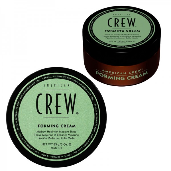 American Crew Forming Cream DOUBLE PACK 85g + 50g