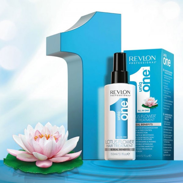Uniq One LOTUS FLOWER all in one Hair Treatment 150ml