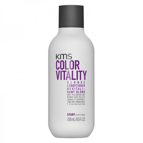 KMS COLORVITALITY Blonde Conditioner 250ml