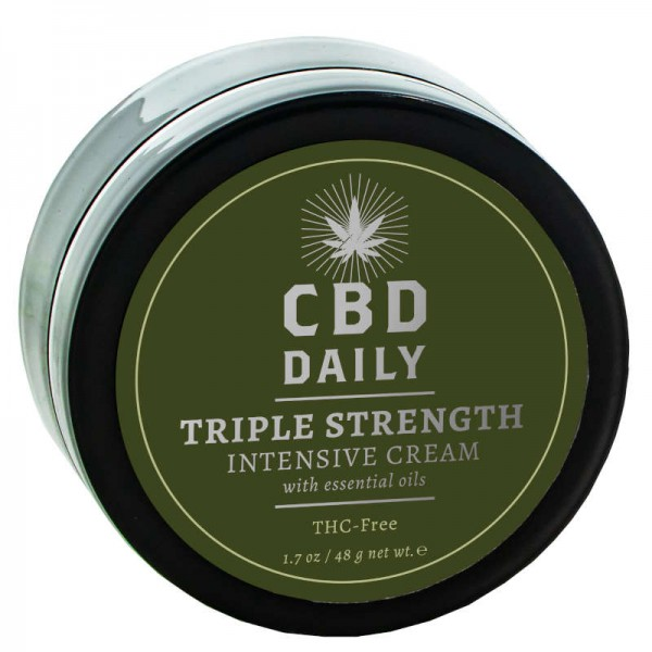CBD Daily Intensive Cream Triple Strength 48g
