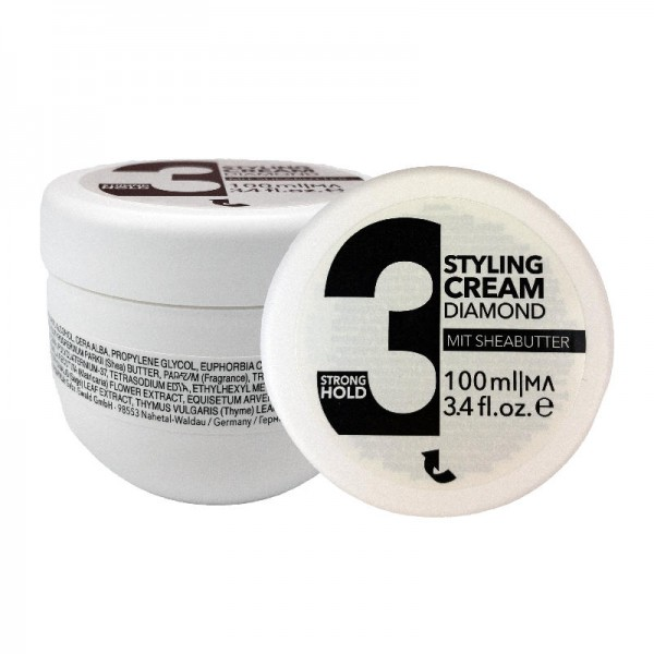 CEHKO Styling Cream Diamond im Tigel