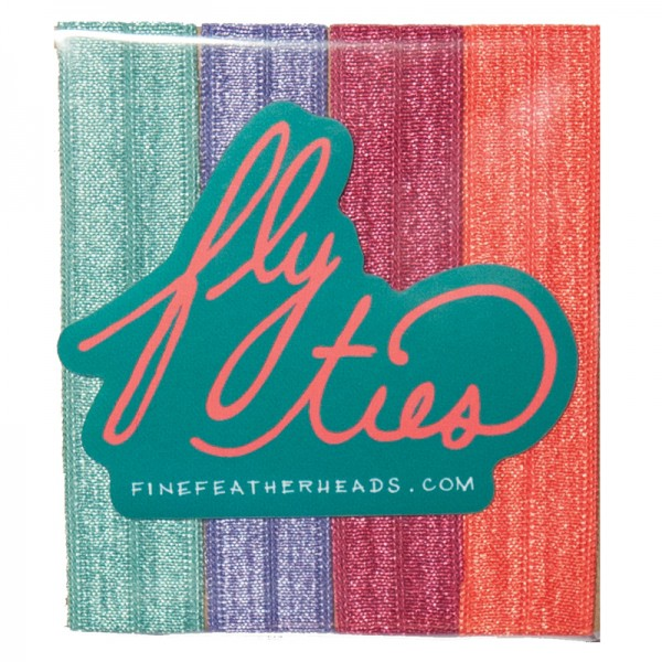 Fine Featherheads FLY TIES - Juicy