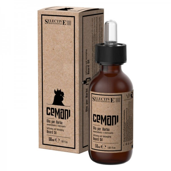 Selective Cemani Beard Oil 50ml