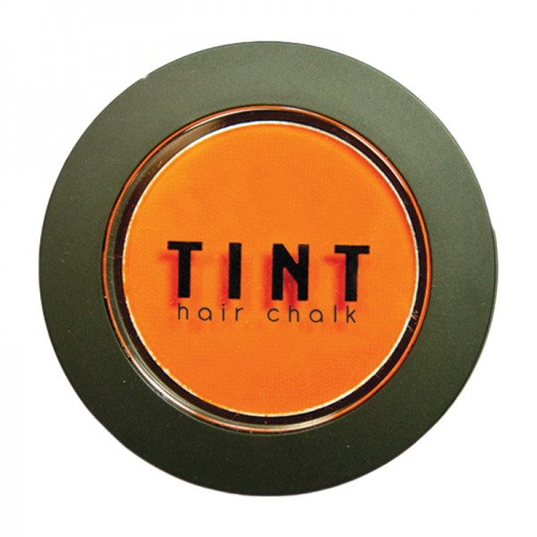 Fine Featherheads TINT Haarpuder Hair Chalk - Tangerine Dream