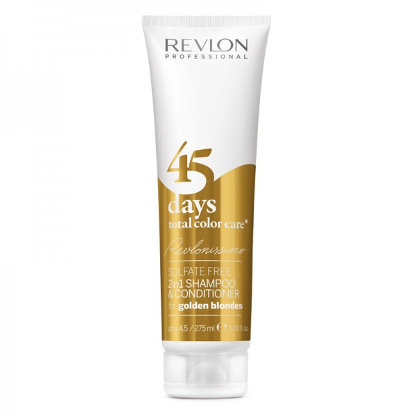 Revlonissimo 45 Days Total Color Care Golden Blondes 275ml