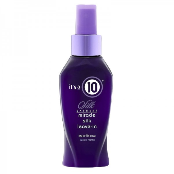 It's a 10 Miracle Silk Leave-In Conditioner 120ml