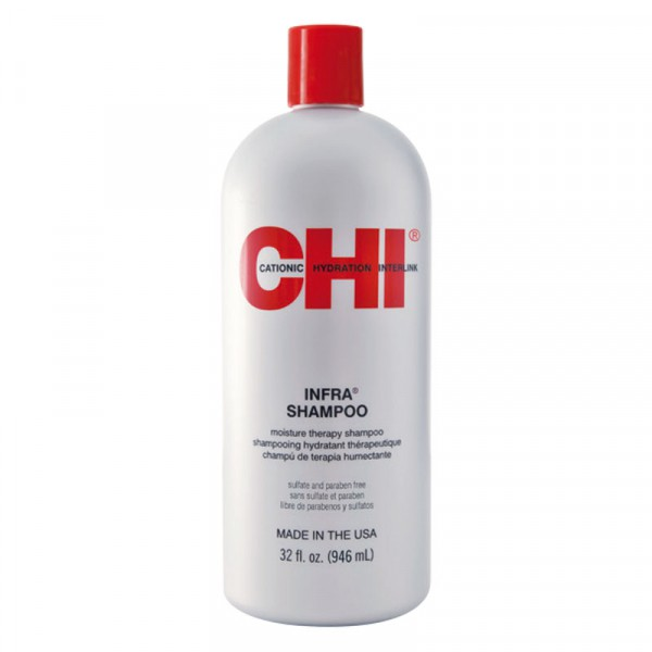 CHI Infra Moisture Therapy Shampoo 946ml