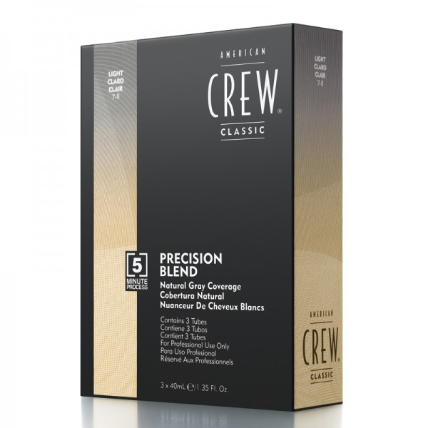 American Crew Precision Blend Light 7-8