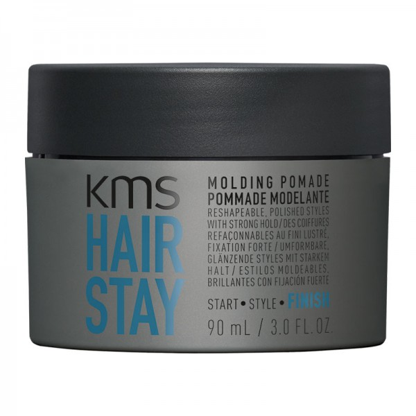 KMS HAIRSTAY Molding Pomade 90ml Tiegel