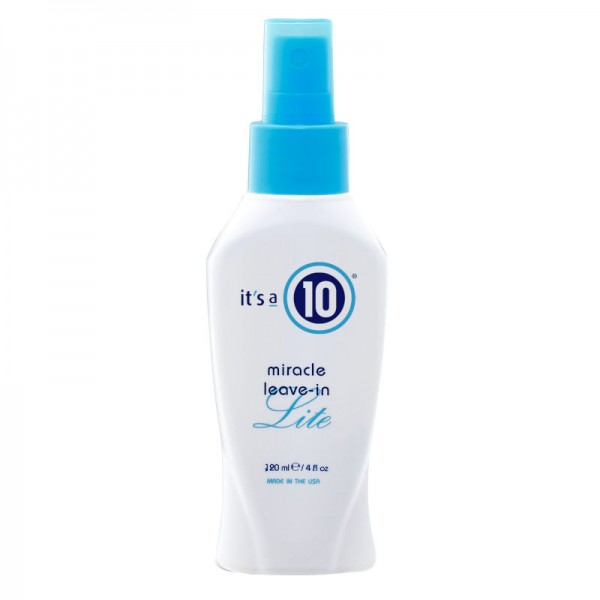 It's a 10 Miracle Leave-In Conditioner Lite 120ml