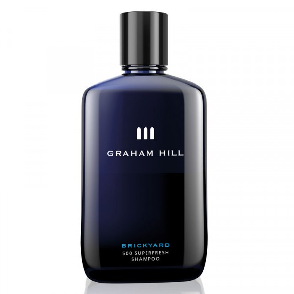 Graham Hill BRICKYARD 500 Superfresh Shampoo 250ml