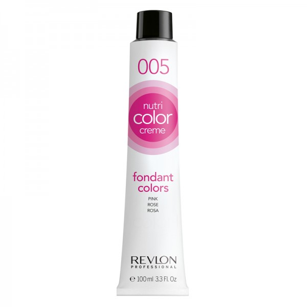 Nutri Color Creme Fondant Colores 005 Pink 100ml