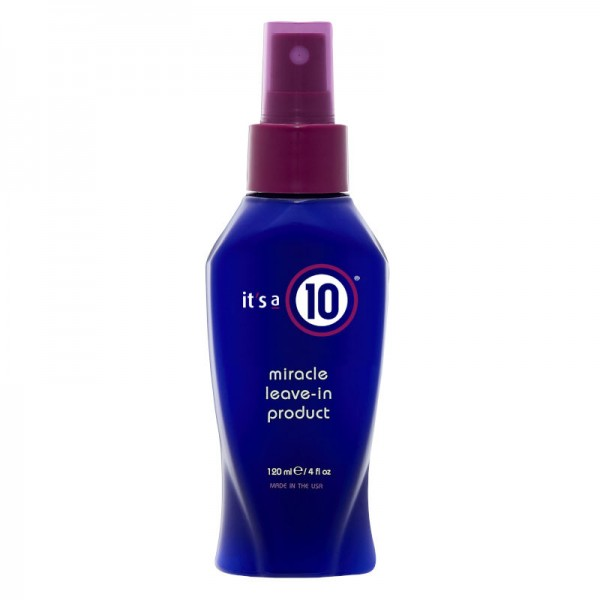 It's a 10 Miracle Leave-In Conditioner 120ml
